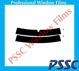PSSC Pre Cut Sun Strip Car Window Tint Film for VAUXHALL Astra 5 Doors 1998-2005