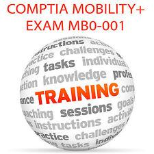 CompTIA Mobilité + Exam Prep MB0-001 - Video Training Tutorial DVD