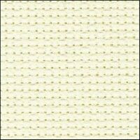 14ct AIDA Fabric Cross Stitch Material ~ Buttermilk Cream
