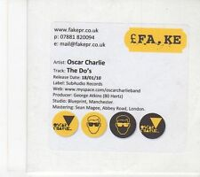 (EY522) Oscar Charlie, The Do's - 2010 DJ CD