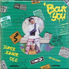 Super Junior D&E - Bout You (D&E Version) [New CD] Asia - Import