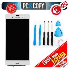 LCD Blanca +HERRAMIENTAS PARA REPARACION Sony Xperia Z3 D6603 D6653 D6616 D6633