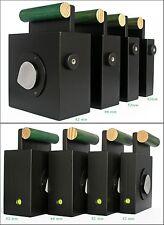 Pinhole Camera for Polaroid 600se Film Holders and  Mamiya Universal Press Backs