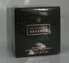 Beckham Intimately men 30ml EAU DE TOILETTE EDT imballaggio 1b