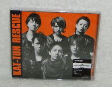 J-POP KAT-TUN Rescue 7 DAYS BATTLE Taiwan Ltd CD+DVD