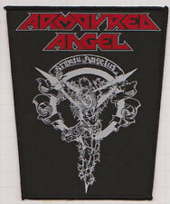 Armoured Angel Crucifiction Patch Slayer Metallica Megadeth Exodus Testament