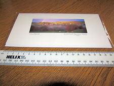 DAVID BRIGGS  ARPS SIGNED TROUTBECK PHOTO CARD/Cumbria/Lake District/landscape