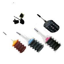 HP 21 22 27 28 56 57 702 703 54 900 901 Ink Cartridges Refill Kit 120ml