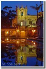 Balboa Park San Diego California - Travel Print POSTER