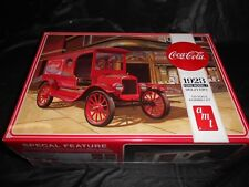 Amt 1024, 1/25 Coca-Cola 1923 Ford Model T Delivery Truck Plastic Model Kit