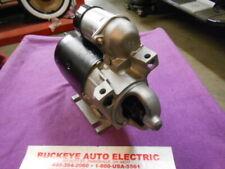 1107320, Chevy Starter, '67 Corvette, 327,427, Standard, L6, V8, 6M8, Rebuilt.
