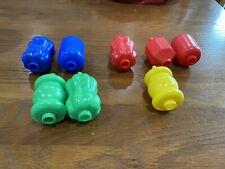 Fischer Price Snap Lock Beads Set Of 8