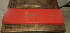 1963 Vintage Snap-On Tools Box KRA-281 BOX ONLY
