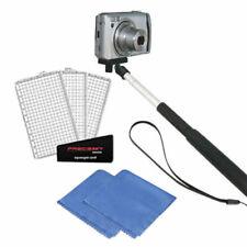 Selfie Stick Monopod for Canon Nikon Point & Shoot Digital Cameras + Accessories