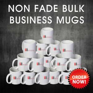 Personalised Print Photo Text Logo Coffee Mug Cup Gift Gifts Birthday Christmas