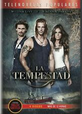 Telenovela La Tempestad William Levy DVD