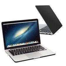 Cover für Apple MacBook Pro Retina (13.3 Zoll) Hülle Tasche Hard Plastik Schwarz