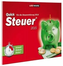 Steuervorbereitungs Software DVDs