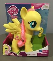 """My Little Pony Friendship Is Magic Fluttershy Includes Pony And Comb 8"""" Tall"""