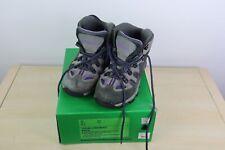 Mountain Warehouse Kids Oscar 2 Walking Boot, UK Size 4 EU 36 Grey / Purple EXC