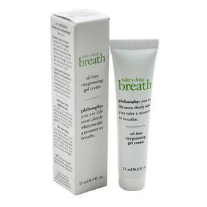 Philosophy Take a Deep Breath Oil-Free Oxygenating Gel Cream 14.75 ml Skincare