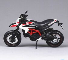 Free Shipping Maisto 1:12 Ducati HYPERMOTARD SP 1100 Motorcycle Diecast Model