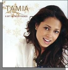Tamia - A Gift Between Friends: 3 Christmas Songs! - New 2007 Soul CD Single!