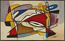 Fußmatte WMK wash + dry Alfred Gockel steady composition 75 x 120 cm Nr.052395
