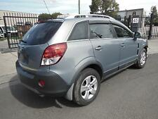 HOLDEN CAPTIVA LEATHER SEATS & DOOR TRIMS CG, 5-SEATER TYPE, 09/06-02/11