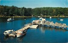Portsmouth NH~Sagamore Creek Harbor~Boat Rental~Fishing Tackle~Lobster Traps~Gas