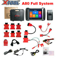XTOOL A80 H6 Full System Car Diagnostic Tool +Programmer + Odometer Adjust