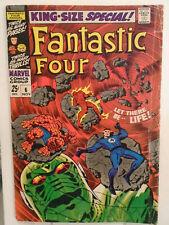 Marvel FANTASTIC FOUR ANNUAL #6 (1968) 1st App. Annihilus & Franklin Richards