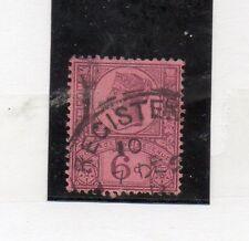 Gran Bretaña Monarquias Valor del año 1887-900 (CS-434)
