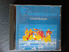 The Nighthaws  -  Live in Europa   CD sehr RAR Blues  Tolle Bluesharp