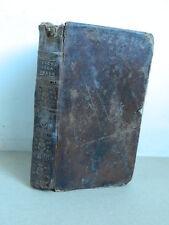 Dictionnaire abrégé de la Fable  M. Chompré 10e édition de A à Z en un vol. 1873