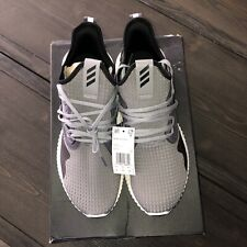 NEW NIB ADIDAS alphabounce instinct Running Shoes Men's size 12 Gray Black