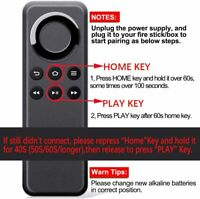 Amazon Fire Stick TV Streaming Player Box Replace Remote Control CV98LM