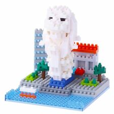 nanoblock - Merlion Singapore - nano blocks micro-size blocks (NBH-105)