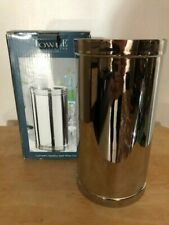 New listing Towle Concentric Wine Holder. Stainless Steel. New in Box.