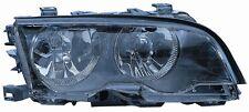 FARO FANALE ANT BMW SERIE 3 E46 COUPE' CABRIO 1999 2001 P.NERA DESTRO 36380