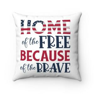 4th of July Pillow For the Home, 4th of July Home Decor, 4th Home Decor