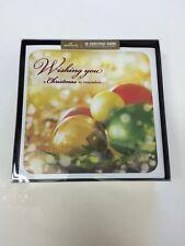 Navideños Hallmark momentos tesoro Signature Edition Caja de tarjeta 18 Tarjeta 11403121