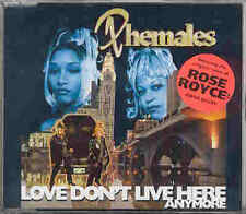 Phemales-Love Don 't live here anymore (CD-Maxi)