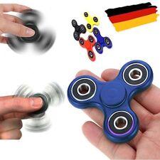 Fidget Spinner - Anti Stress Doigts Main EDC ADHS Concentration Jouet - Bleu