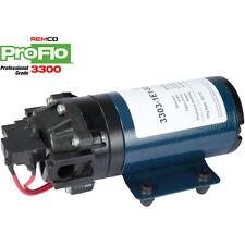 pompa 12 volt 3 mem.bar 4 lt/min.7 con reg. pressione e filtro in aspirazione