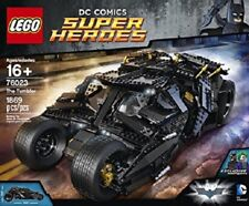 Lego Super Heroes 76023 The Tumbler Batmobile Trilogia Cavaliere Oscuro Nuovo