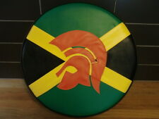 Jamaican Trojan Scooter Wheel Cover