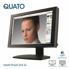 QUATO Intelli Proof 242 le zertifizierter UGRA (UDACT) Softproof-Monitor mit ADC