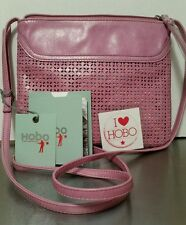 HOBO 100 % Genuine leather New Crossbody Womens Bag (Purse ) Lilac with tags