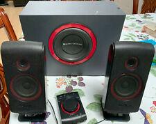 ALTEC LANSING VS2421 2.1 Multimedia Speaker System
